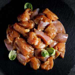 Chicken Bulgogi Raw
