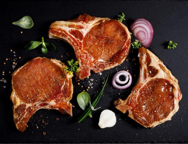 Gen Pork Chop Raw